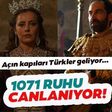 Malazgirt 1071: Bizans'ın Kıyameti filminin çekimleri Konya'da başladı
