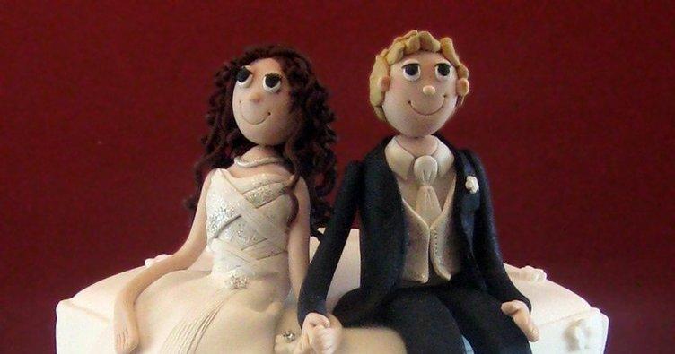 Evli çiftin ikiz olduğu ortaya çıktı!