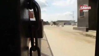 İsrail, Gazze'nin tek ticari sınır kapısını kapattı   Video