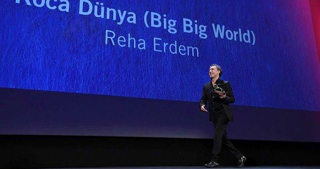 Venedik'te Reha Erdem'e Jüri Özel Ödülü