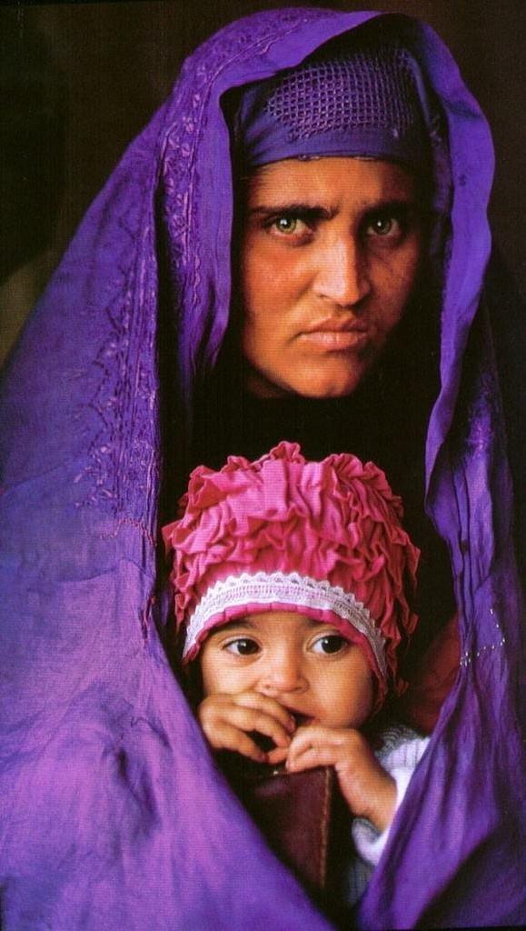 'Afgan kızı' tutuklandı
