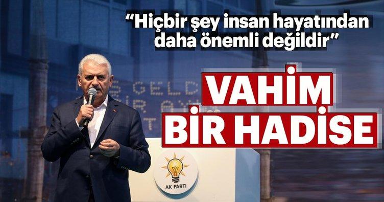 """""""24 Haziran'da tarihimizin en önemli seçimini yapıyoruz"""""""
