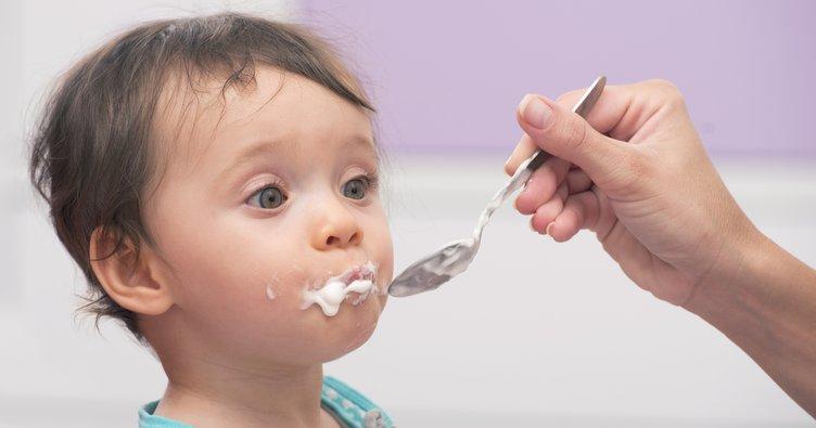Çocuklarda ek gıda...