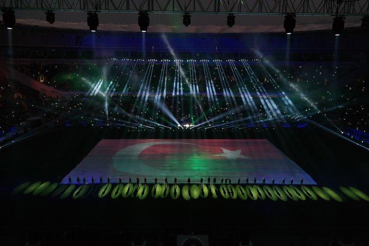 Bursa stadına kavuştu