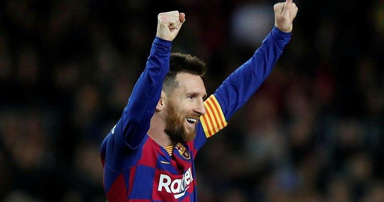 Messi hat trick yaptı Barça liderliğe oturdu! - Barcelona: 4 - 1 Celta Vigo (MAÇ SONUCU)