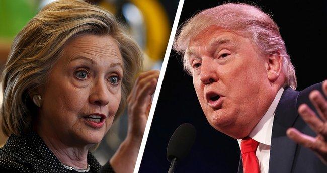 2016 ABD seçim sonuçları! İşte son durum