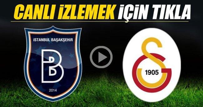 ATV canlı izle! - Başakşehir - Galatasaray maçını canlı izle! - Spor  Haberleri