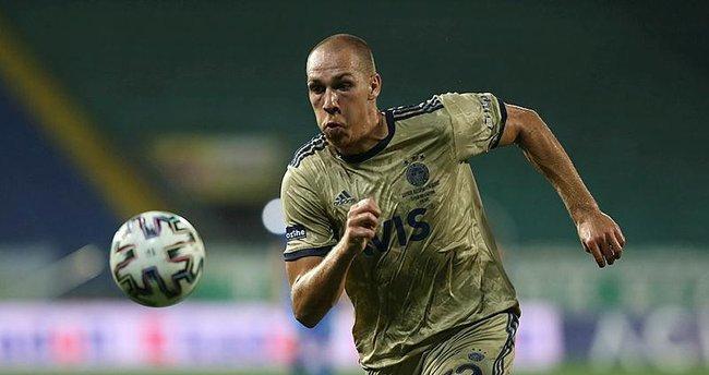 Fenerbahçe'de Frey Belçika ekibi Waasland-Beveren'e kiralandı