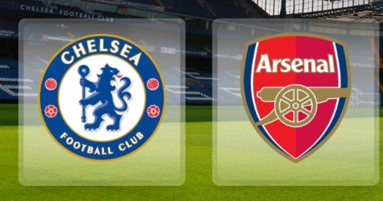 Chelsea Arsenal maçı ne zaman saat kaçta hangi kanalda? Chelsea Arsenal maçı hangi kanalda?