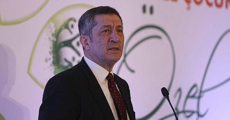 Milli Eğitim Bakanı Ziya Selçuk'tan Doğan Cüceloğlu paylaşımı