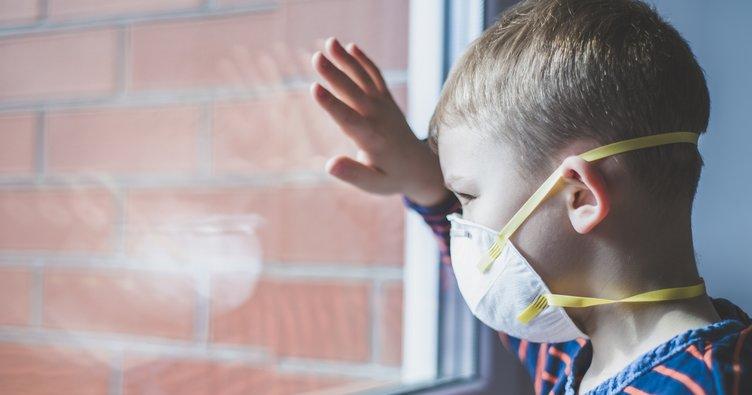 Çocuklara koronavirüsü anlatırken dikkat!