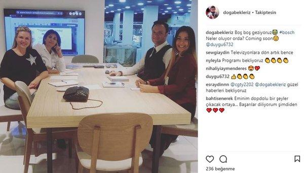 Ünlü isimlerin Instagram paylaşımları (20.03.2018)