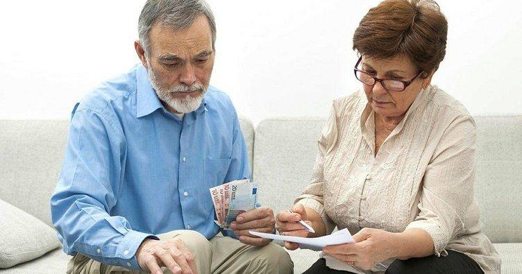 Emekli maaşları artıyor