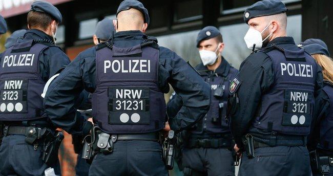 Alman polisinden PKK derneğine toplanma yasağı