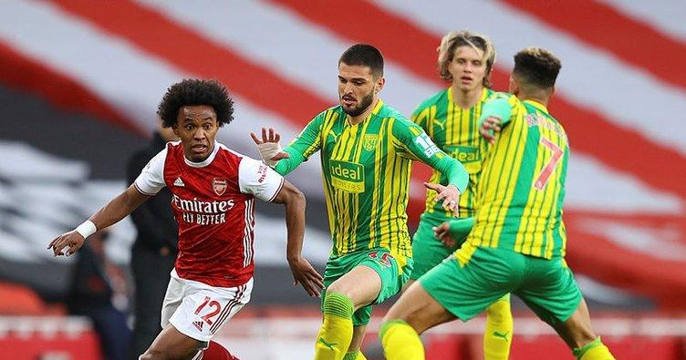 Okay Yokuşlu ve Mbaye Diagne'nin takımı West Bromwich Albion küme düştü!
