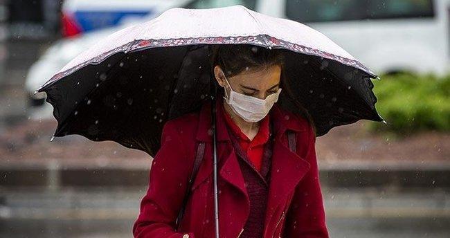 Meteoroloji'den son dakika sağanak yağış ve fırtına uyarısı geldi ...