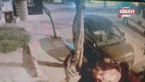 Avcılar'da silahlı saldırı kamerada | Video