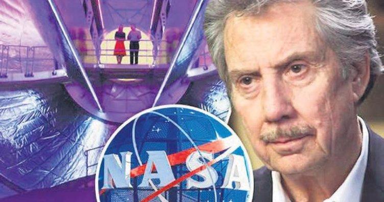 'Uzaylıları aramamıza gerek yok, onlar burada'