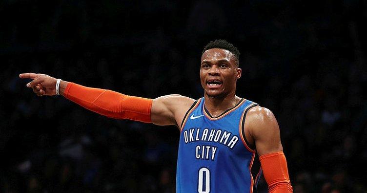 Westbrook, Kidd'i geride bıraktı