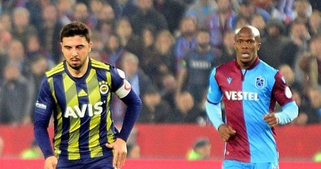 Fenerbahçe-Trabzonspor rekabetinde 128. randevu! İşte rakamlar