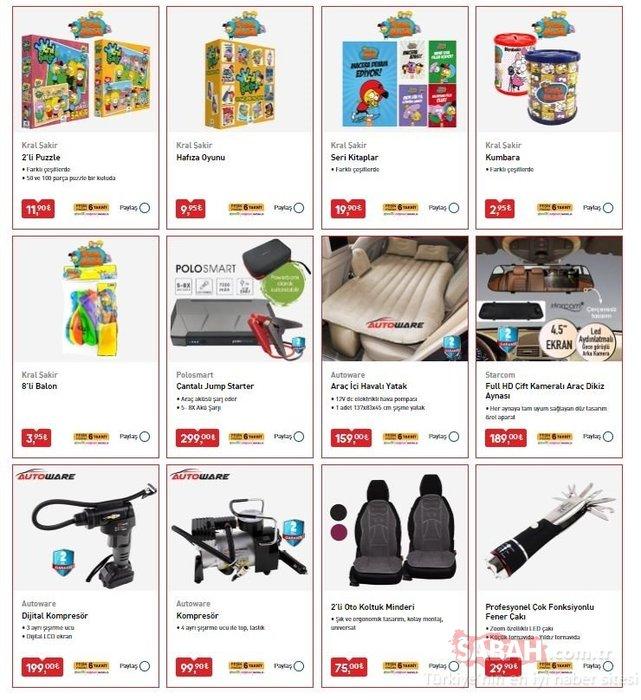 BİM aktüel ürünler kataloğu dolu dolu geliyor! BİM 30 Ekim 2020 aktüel ürünler kataloğunda bu hafta hangi ürünler var? BİM aktüel listesi