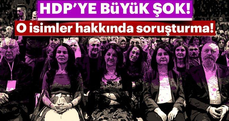 Son dakika: HDP Kongresine soruştuma