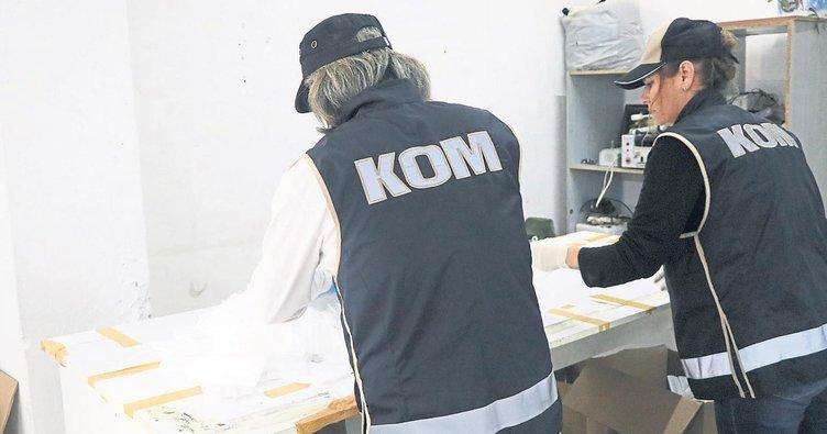 Kaçak üretim yapan fırsatçılara operasyon