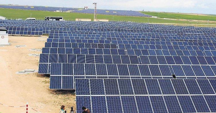 Güneş enerjisine 1 milyar $'lık yatırım