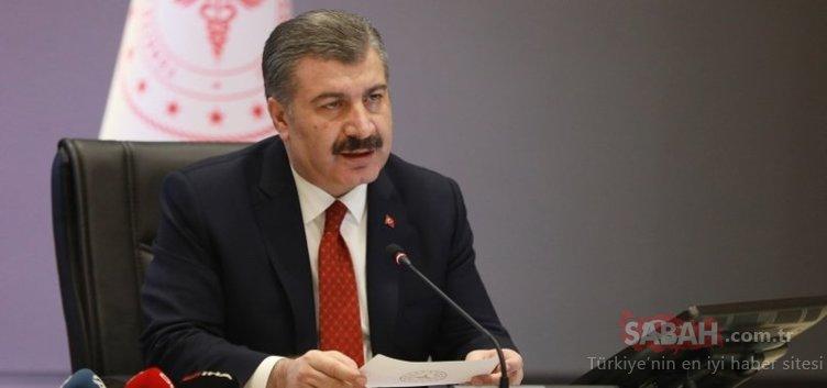 Son dakika: Türkiye'de corona virüs vaka ve ölü sayısı kaç oldu? 3 Eylül Perşembe Sağlık Bakanlığı Türkiye corona virüsü günlük son durum tablosu…