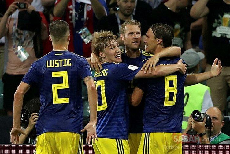 Toni Kroos hem galibiyeti getirdi hem de Almanya tarihine geçti