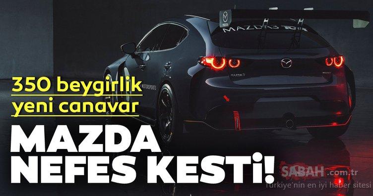 2020 Mazda 3 TCR resmen ortaya çıktı! İşte Mazda 3 TCR hakkında her şey