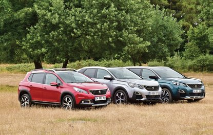 İnceleme - Peugeot 2008, 3008, 5008