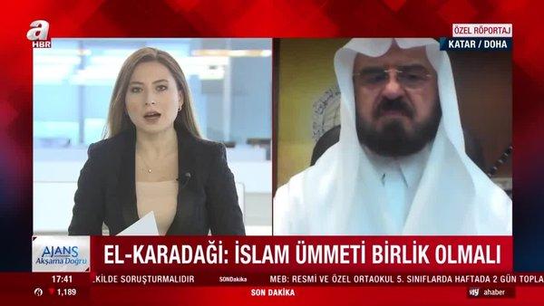 Batı'da İslamofobi neden körükleniyor? Prof. Dr. El-Karadaği'den A Haber'e özel açıklamalar | Video