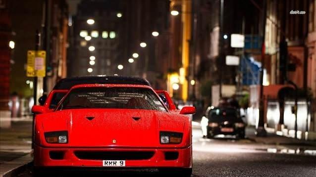 Efsane Ferrari 3 Milyon TL'ye satıldı