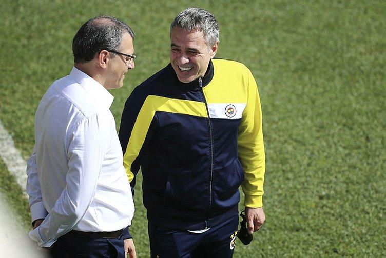 Fenerbahçe'de Galatasaray maçının 11'i şekilleniyor