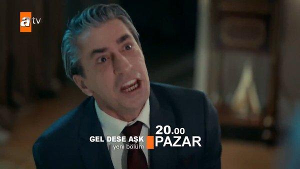 Gel Dese Aşk 2. Bölüm (15 Mart 2020 Pazar) fragmanı yayınlandı izle | Video