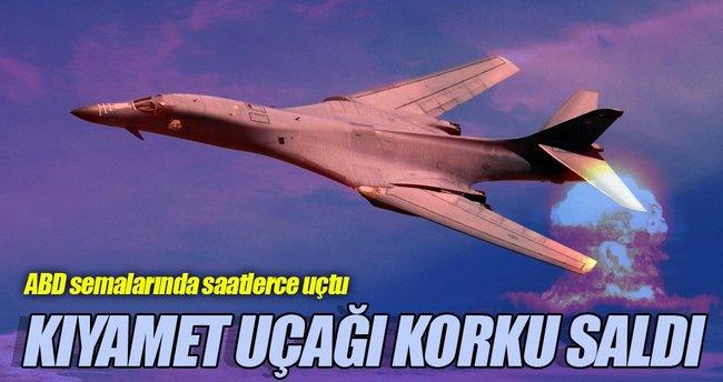 ABD'nin nükleer 'Kıyamet Uçağı'