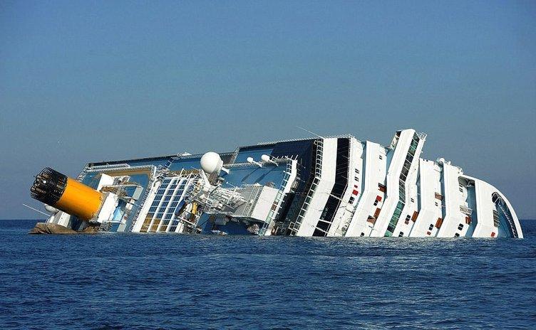 İşte hayalet gemi