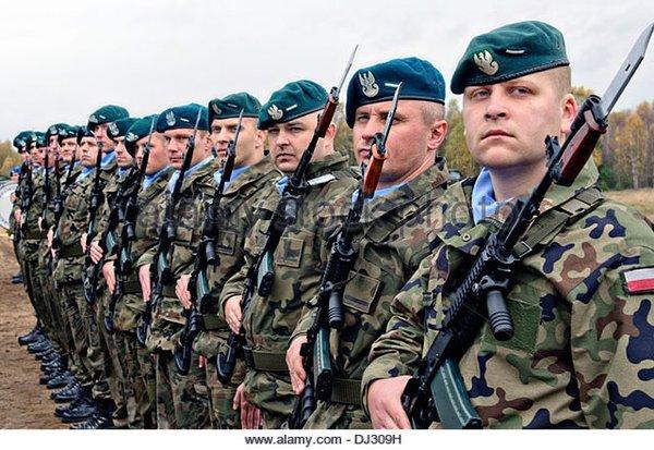 Ülkelerin aktif asker sayısı