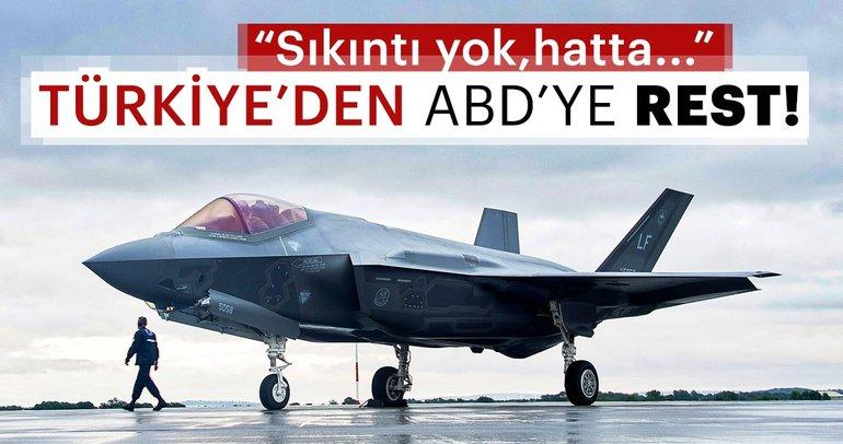 Son dakika: Bakan Canikli: S-400 alımı F- 35 alımını etkilemez