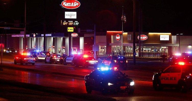 Petrol istasyonunda kanlı saldırı: 5 ölü