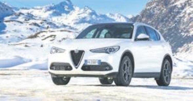 Alfa Romeo'nun ilk SUV modeli
