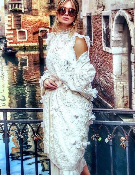 Zaklina Berrido Pisano dünyanın en çekici büyükannesi seçildi!