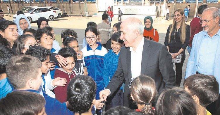 Başkan Gültak'tan öğrencilere öğütler