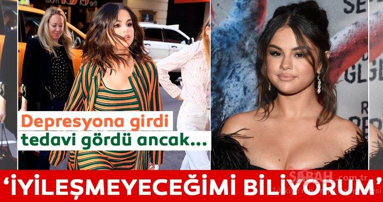 Selena Gomez hayatı boyunca tedavisini sürdürmek zorunda!