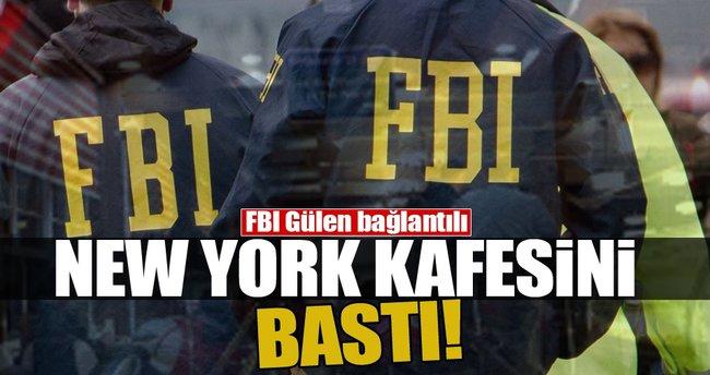 FBI Gülen bağlantılı New York kafesini bastı