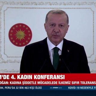 Son dakika: Cumhurbaşkanı Erdoğan'dan BM 4. Kadın Konferansı 25. yıl dönümü mesajı