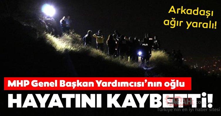SON DAKİKA! MHP Genel Başkan Yardımcısı Edip Semih Yalçın'ın oğlu hayatını kaybetti! Turan İlteber Yalçın kimdir?