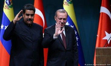 Türkiye ve Venezuella Cumhurbaşkanlarının siyasi dostluğu ihracatta rekor getirdi!