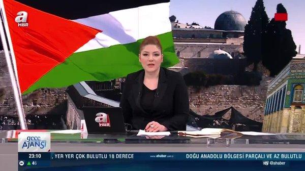 Son Dakika Haberi! Dışişleri Bakanlığı'ndan İsrail'e 'Filistin' tepkisi: Saldırgan politikalarına son vermelidir | Video